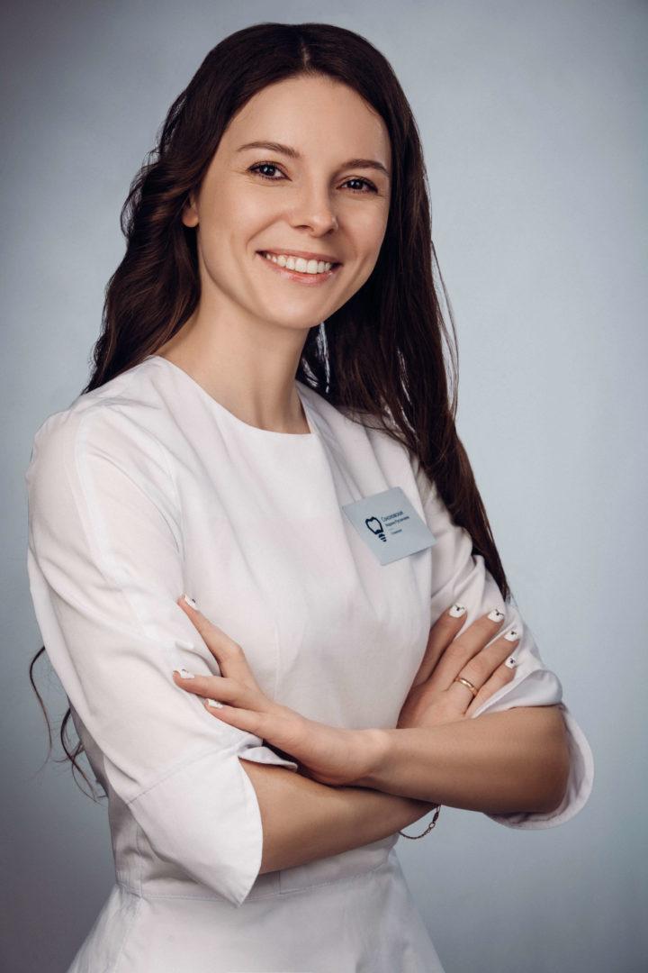 Врач Соколовская Марина Руслановна