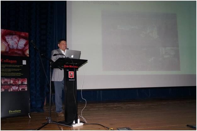 Пресс-релиз №2. Авторский семинар д.м.н. Долгалева А.А.